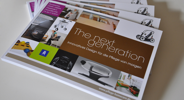 Next Generation –</br>CareShower